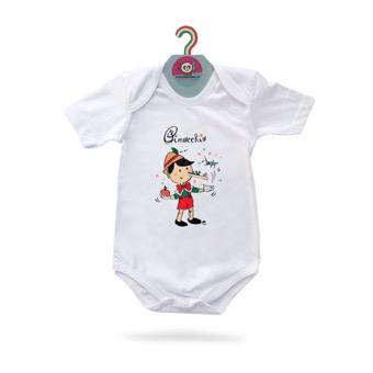Body Pinocchio, 6-12 mesi