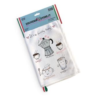 Canovaccio Caffè Italia
