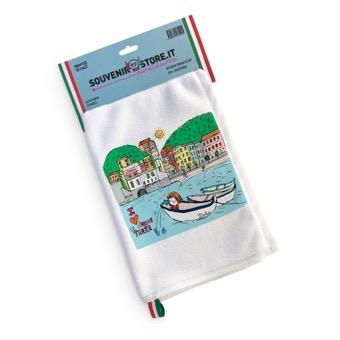 Canovaccio I Love le Cinque Terre! Liguria
