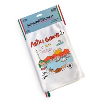 Canovaccio Antica Genova. Liguria
