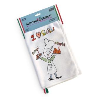 Canovaccio I Love Sicilia! Cannoli e Arancini