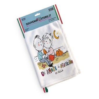 Canovaccio un amore di arancino - Sicilia