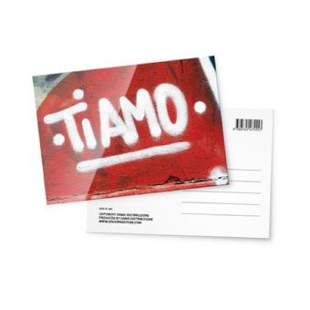 Cartolina fotografica Ti Amo