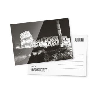 Cartolina fotografica Colosseo