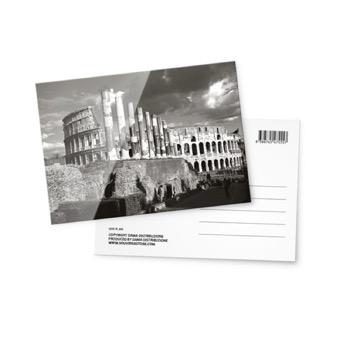 Cartolina fotografica Fori Imperiali
