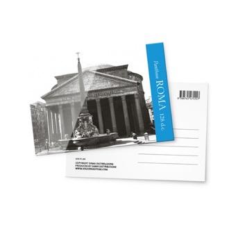 Cartolina fotografica Pantheon