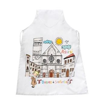 Grembiule Duomo di San Rufino, Assisi