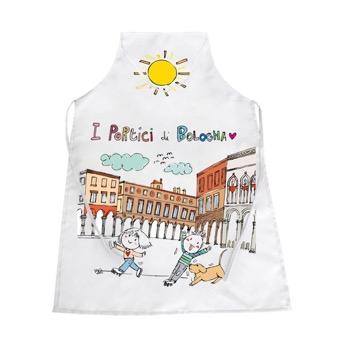 Grembiule i portici di Bologna