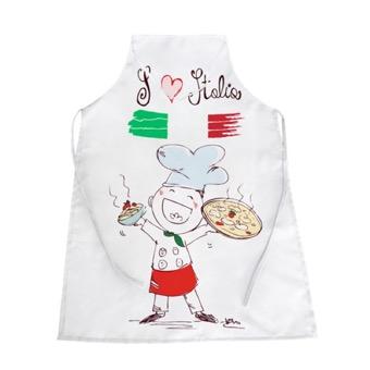 Grembiule cucina Love Pizza