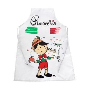 Grembiule cucina Pinocchio