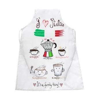 Grembiule cucina Caffè Italia