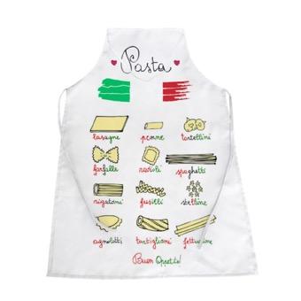 Grembiule cucina Italia pasta