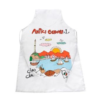 Grembiule Antica Genova. Liguria