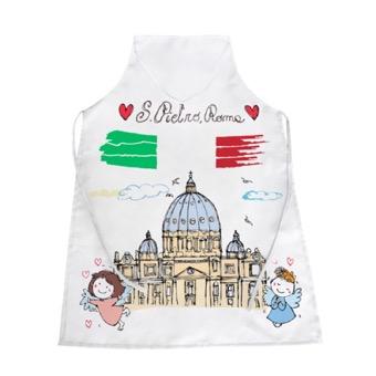 Grembiule cucina Basilica di San Pietro