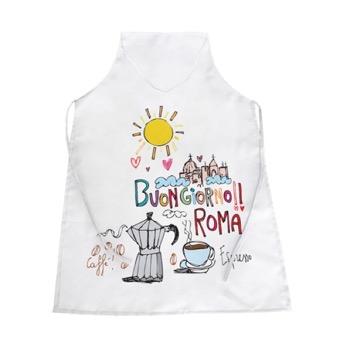 Grembiule cucina Buongiorno Roma