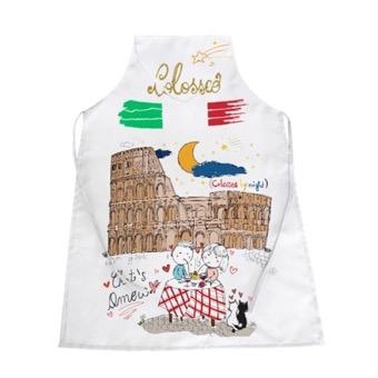 Grembiule cucina Colosseo Tath's Amore