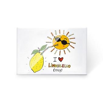 Magnete I Love Limoncello