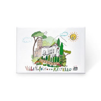 Magnete Villa Rufolo - Ravello