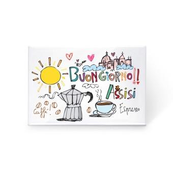 Magnete Buongiorno Assisi
