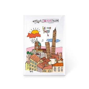 Magnete le due Torri, Bologna