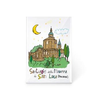 Magnete Santuario della Madonna di San Luca, Bologna
