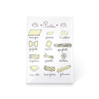 Magnete Italia pasta
