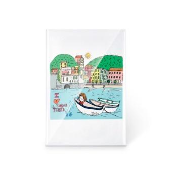 Magnete I Love le Cinque Terre! Liguria