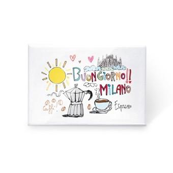 Magnete Buongiorno Milano