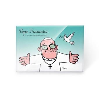 Magnete Papa Francesco