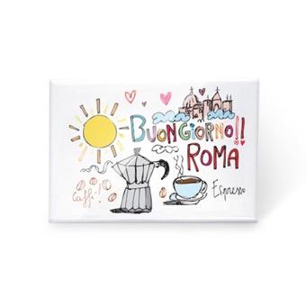Magnete Buongiorno Roma