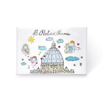 Magnete Basilica di San Pietro