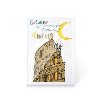 Magnete Colosseo di notte