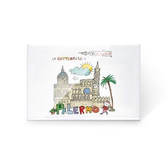 Magnete cattedrale di Palermo - Sicilia