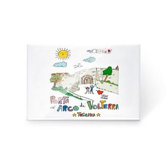 Magnete Porta all'Arco di Volterra - Toscana