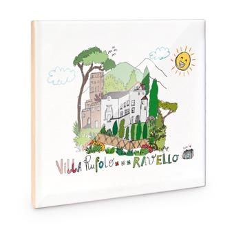 Mattonella Villa Rufolo - Ravello