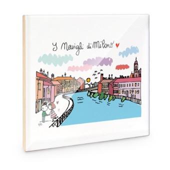 Mattonella I Navigli, Milano