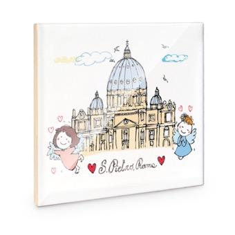Mattonella Basilica di San Pietro