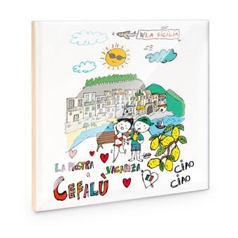 Mattonella la nostra vacanza a Cefalù - Sicilia