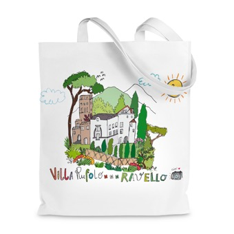 Borsa shopper Villa Rufolo - Ravello