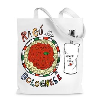 Borsa Shopper Ragù alla bolognese, Bologna