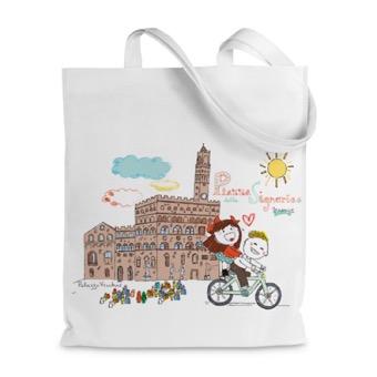 Borsa shopper Piazza della Signoria, Firenze