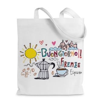 Borsa shopper Buongiorno Firenze