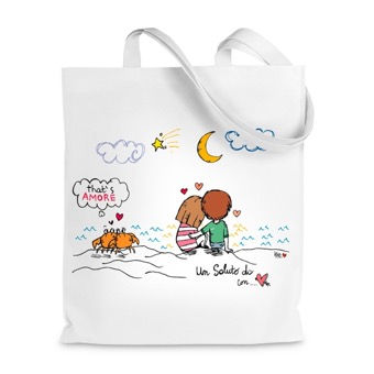 Borsa Shopper That's Amore