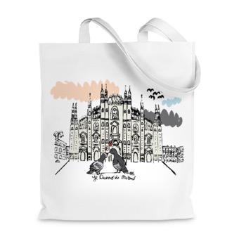 Borsa shopper  Duomo di Milano