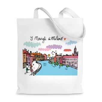 Borsa shopper I Navigli, Milano