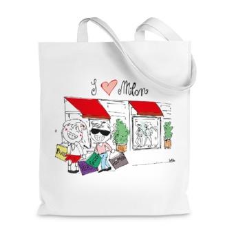 Borsa shopper Shopping Milano
