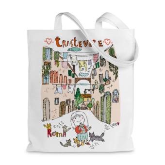 Borsa shopper Trastevere