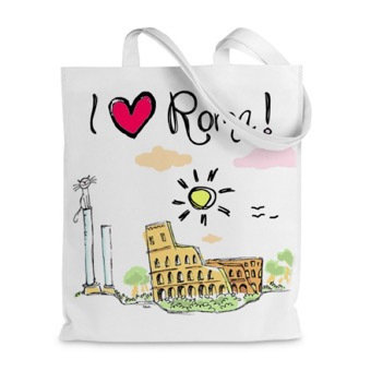 Borsa shopper Fori Imperiali