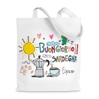 Borsa shopper Buongiorno Sardegna