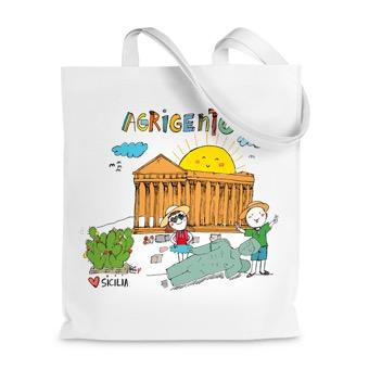 Borsa Shopper Agrigento - Sicilia